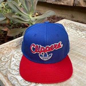RARE ADIDAS VINTAGE CLIPPERS HAT